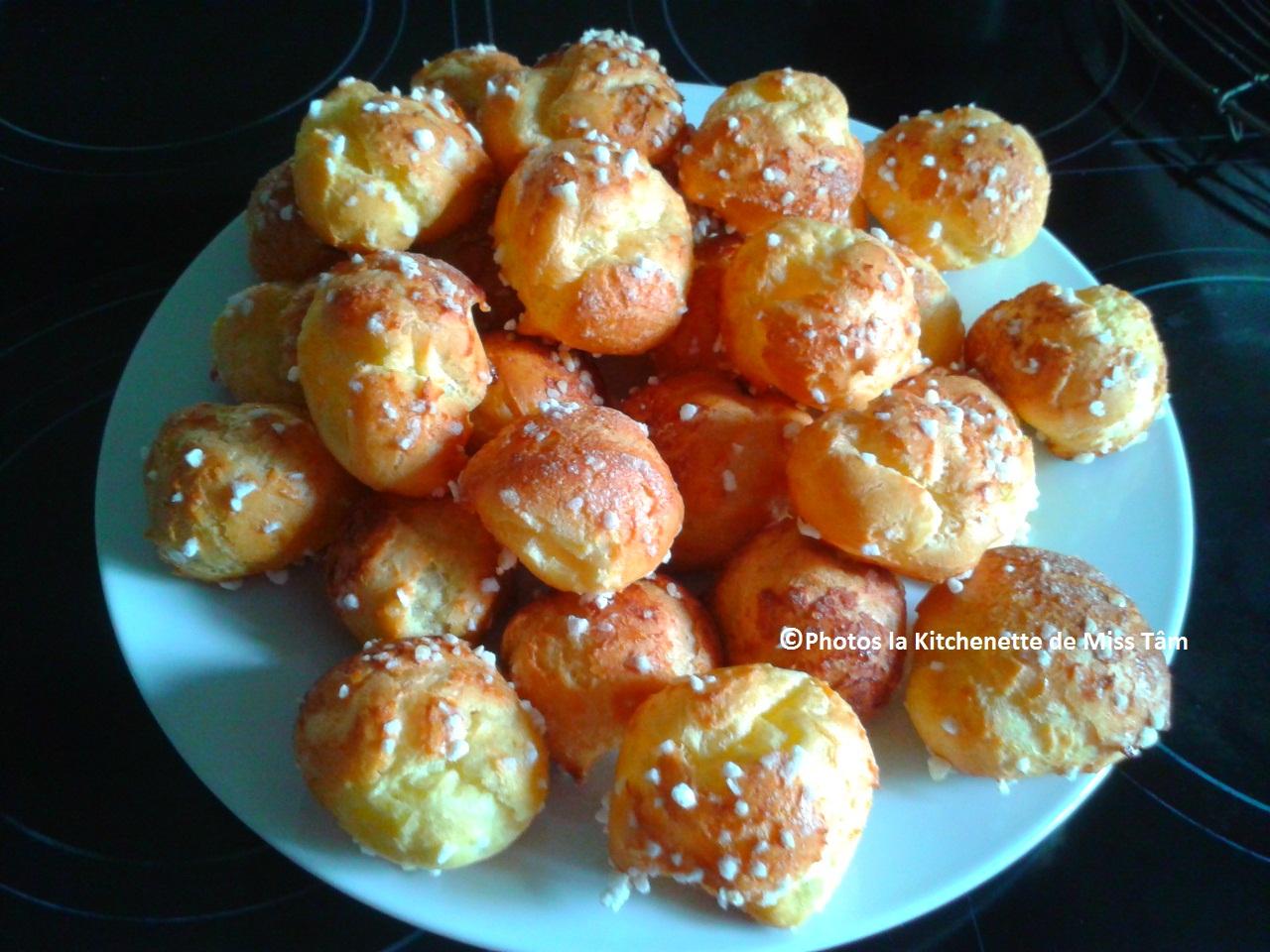 Kitchenette de Miss Tâm Chouquettes