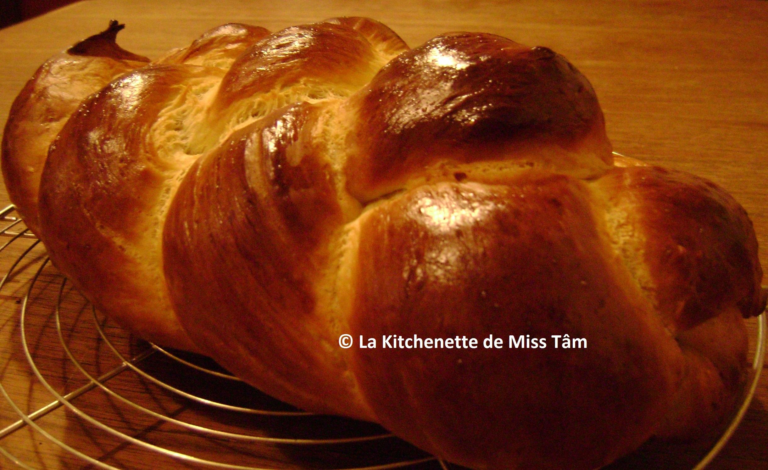 La Kitchenette de Miss Tâm Tresse au beurre