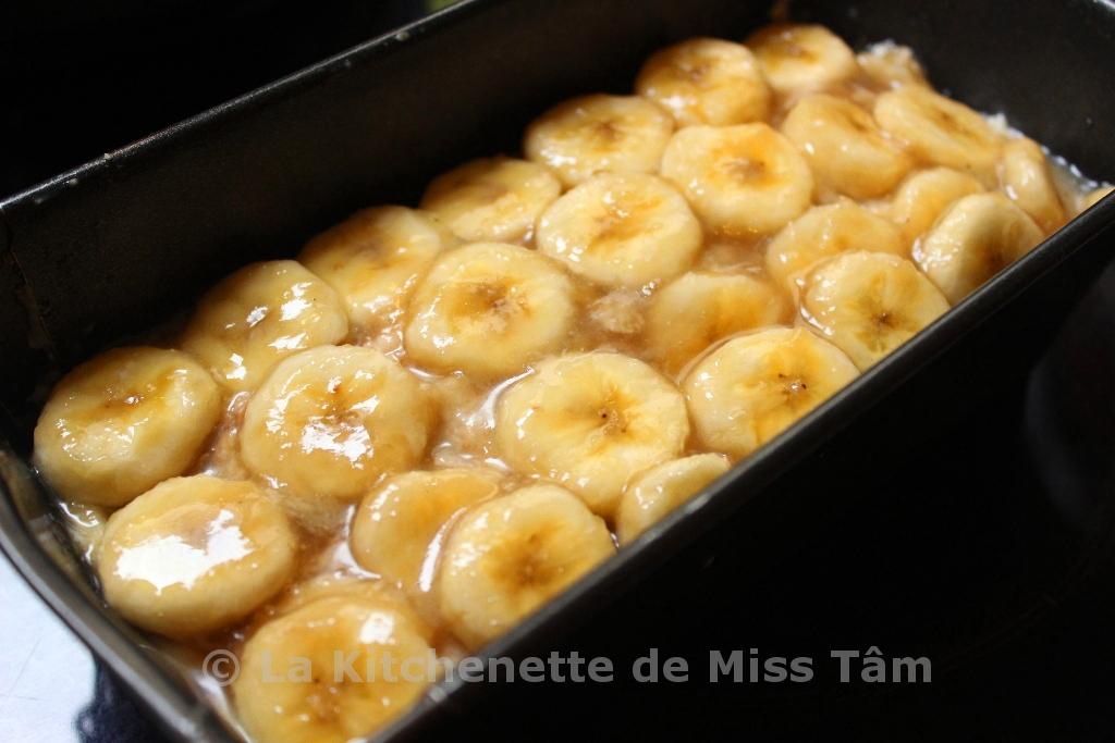 G teau la banane et au lait de coco b nh chu i n ng la kitchenette de miss t mla - Gateau avec beaucoup de lait ...