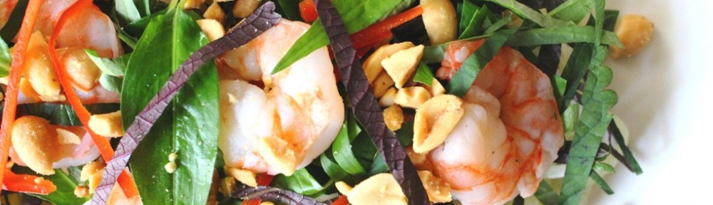 Salade de papaye 6 La Kitchenette de Miss Tâm