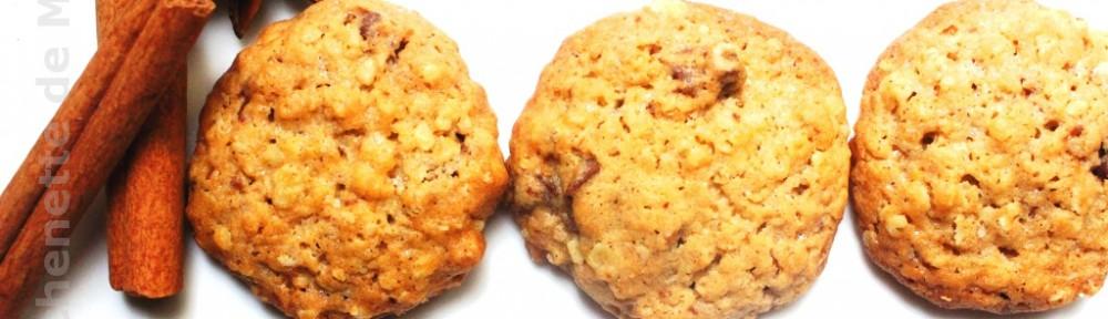 Cookies aux épices La Kitchenette de Miss Tâm