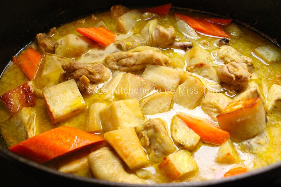 Super Curry de poulet à la vietnamienne (Cà ri gà) - La kitchenette de  US55
