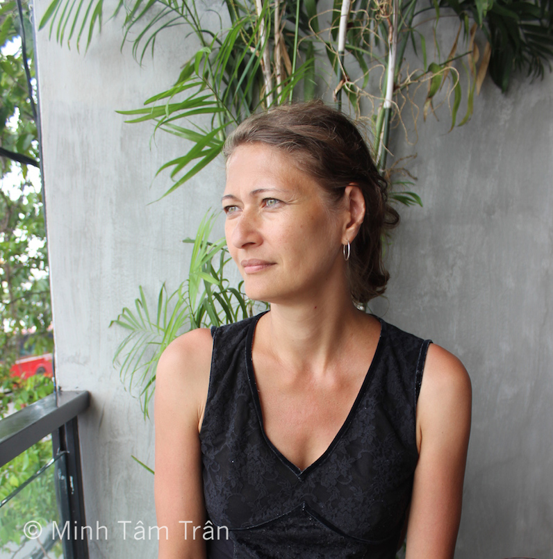 Portrait Marielle Laheurte Copyright MinhTam Tran