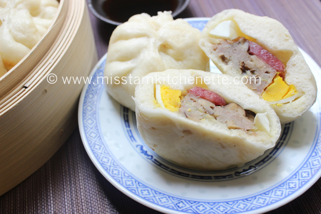 Banh Bao copyright La Kitchenette de Miss Tam 21