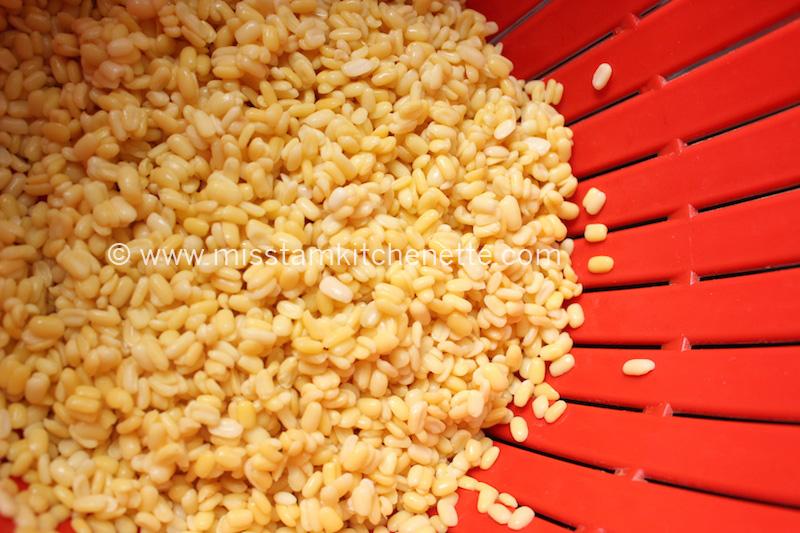 Haricots mungo photo La Kitchenette de Miss Tam