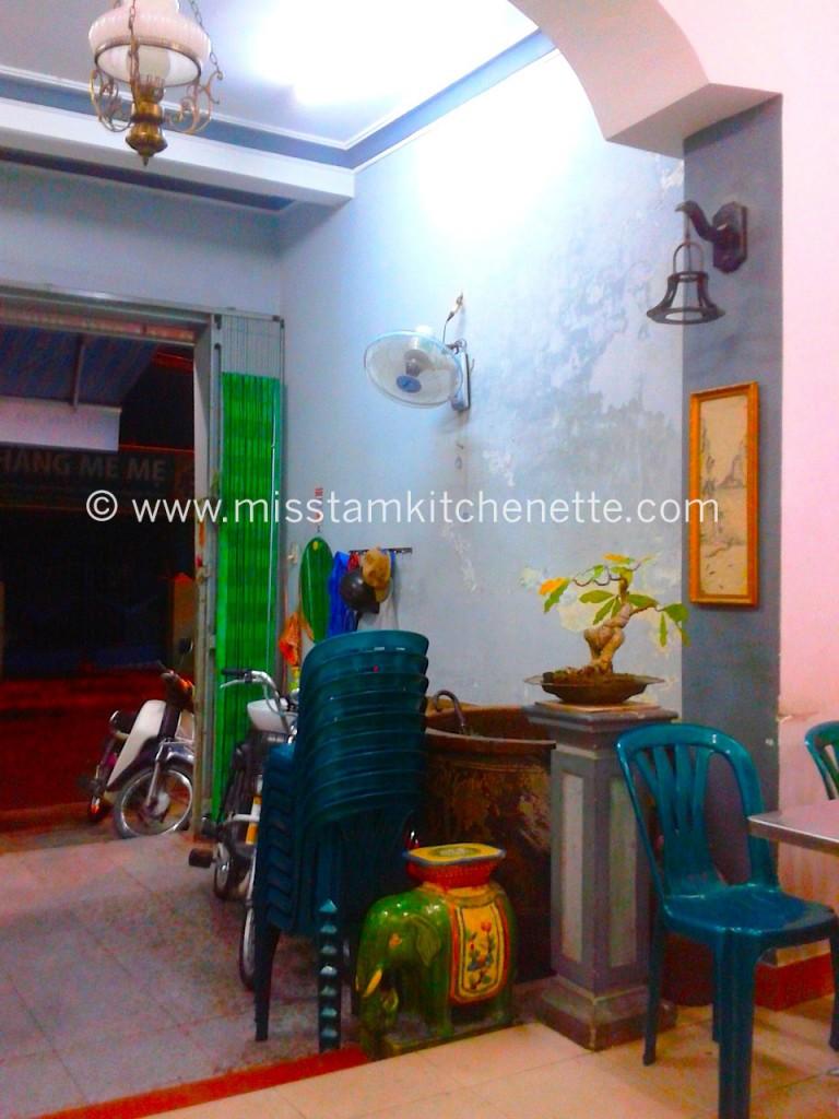 Photo La Kitchenette de Miss Tâm Huê Resto Hang Ma Ba Kieu 3