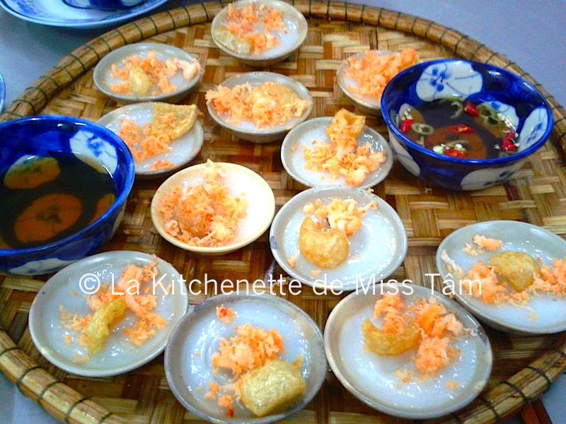 Banh bèo Huê photo La Kitchenette de Miss Tâm 5
