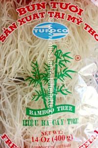 Bun Vermicelles de riz photo La Kitchenettede Miss Tam copie