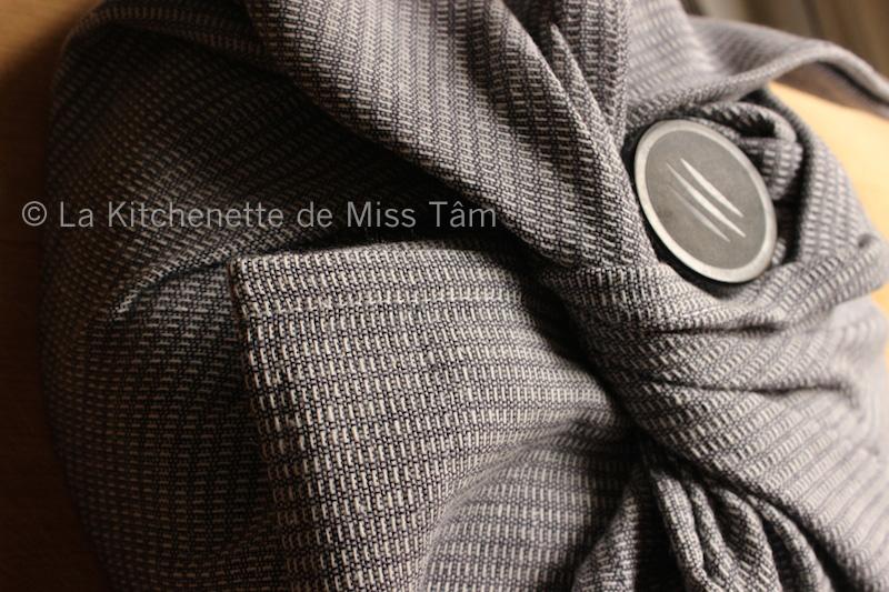 Couvercle torchon de La Kitchenette de Miss Tâm