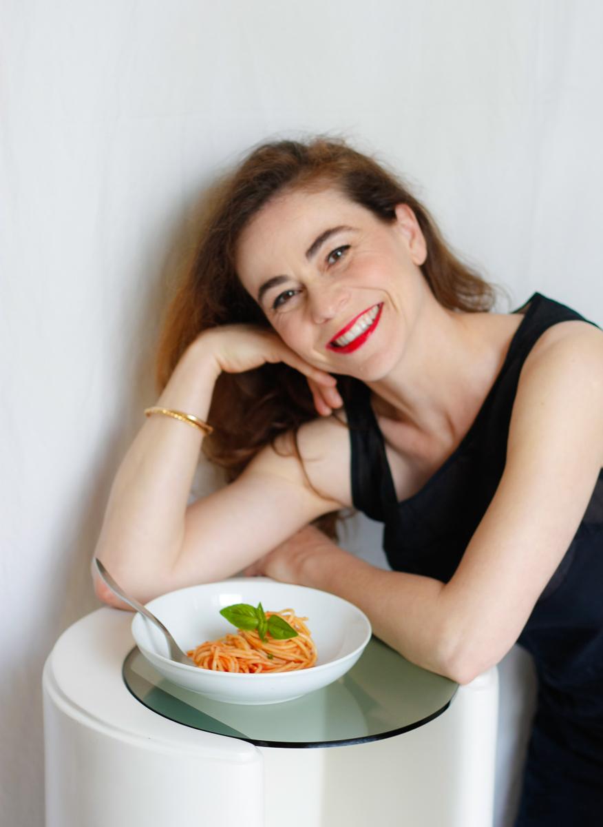 Emmanuelle Mourareau pasta photo M Goldstein