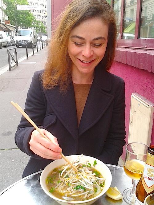 Emmanuelle Mourareau photo La Kitchenette de Miss Tam