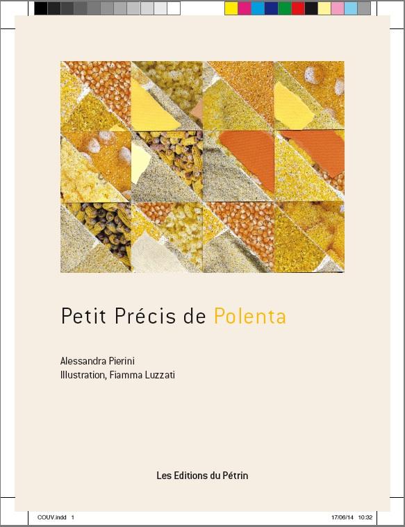 Petit precis de polenta editions du petrin