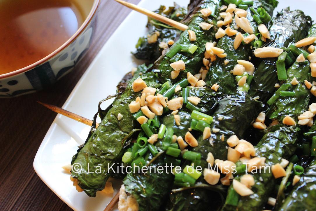 Tofu La Lôt de La Kitchenette de Miss Tâm 1