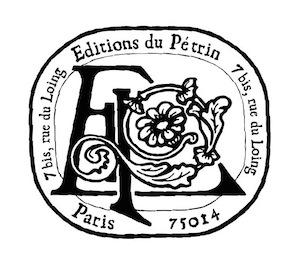 logo editions du petrin