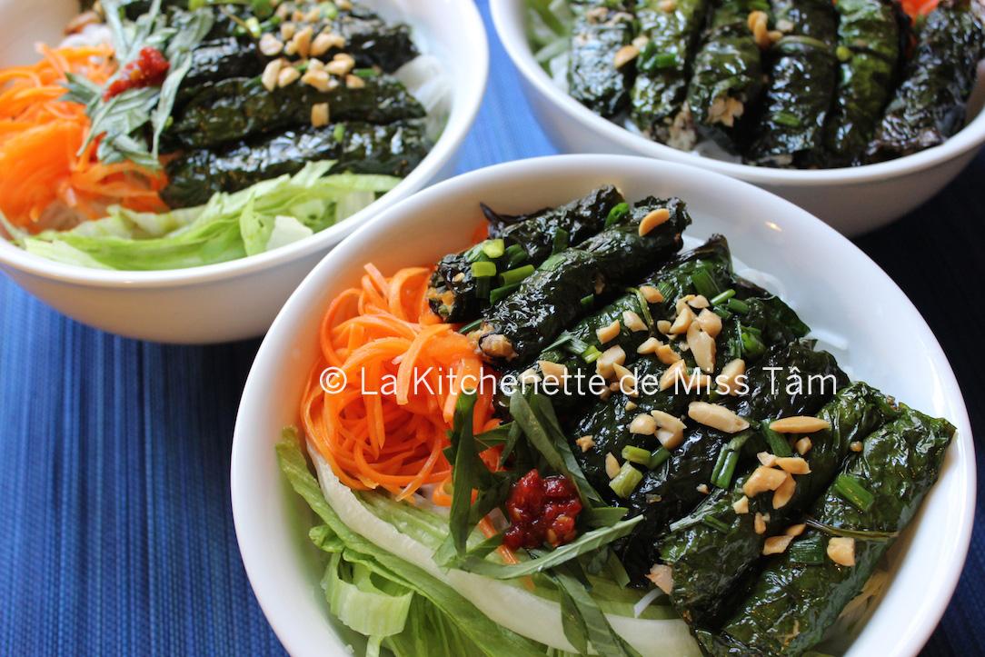 Tofu La Lot de La Kitchenette de Miss Tam 10