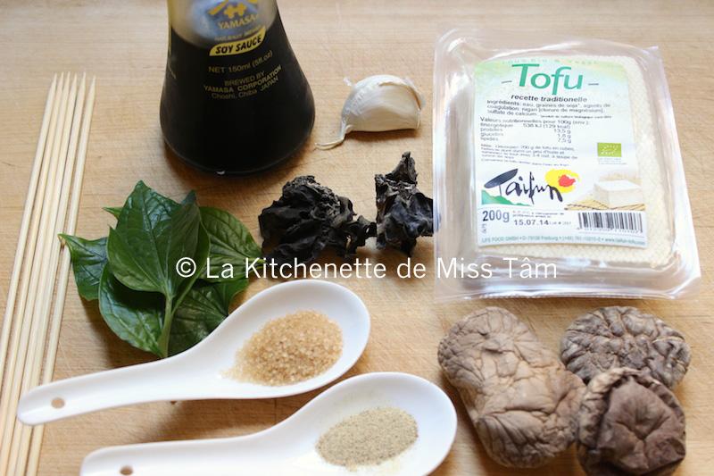 Tofu La Lot de La Kitchenette de Miss Tam 2