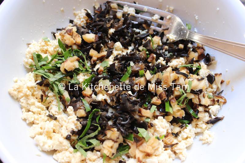 Tofu La Lot de La Kitchenette de Miss Tam 5