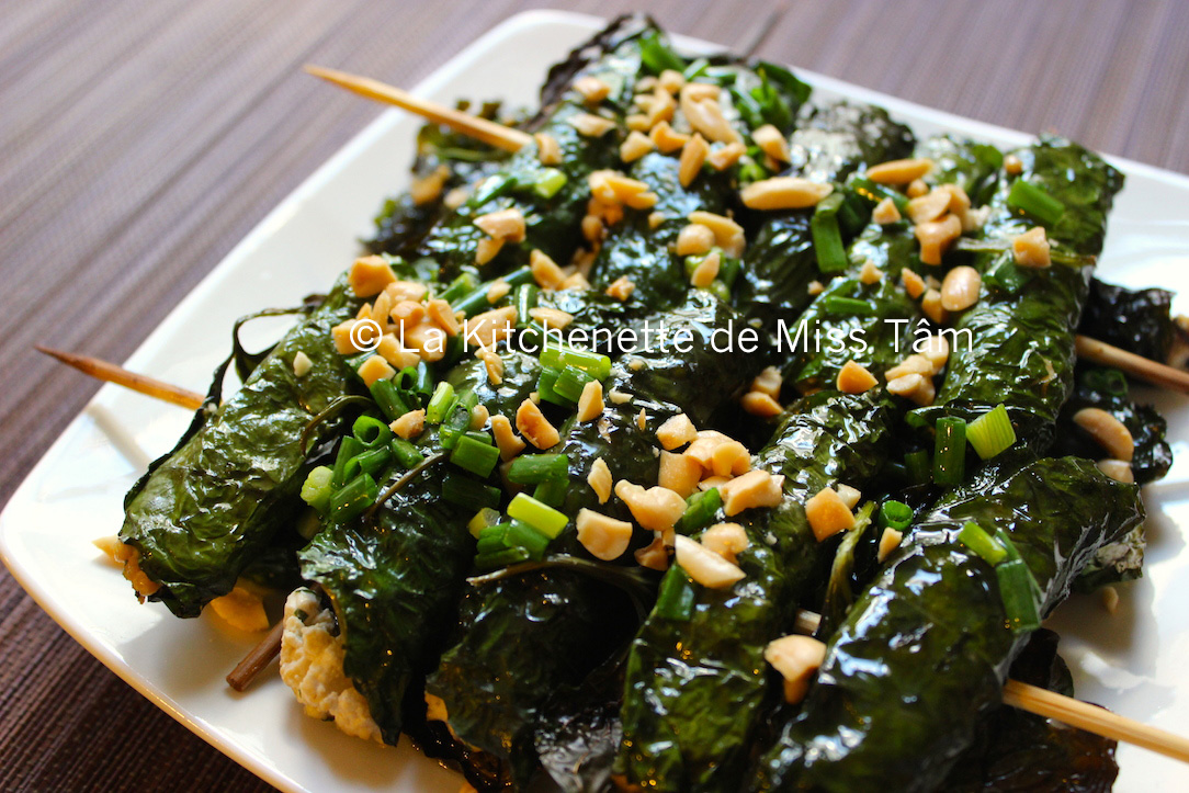 Tofu La Lot de La Kitchenette de Miss Tam 9