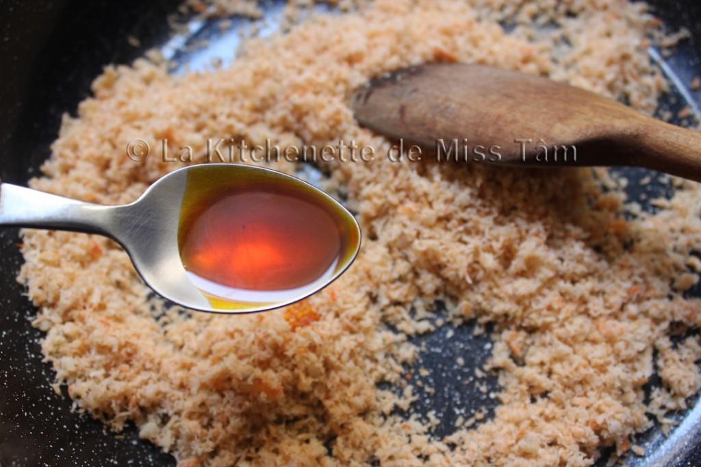 Ruôc Tôm de La Kitchenette de Miss Tâm crevettes poudre 2