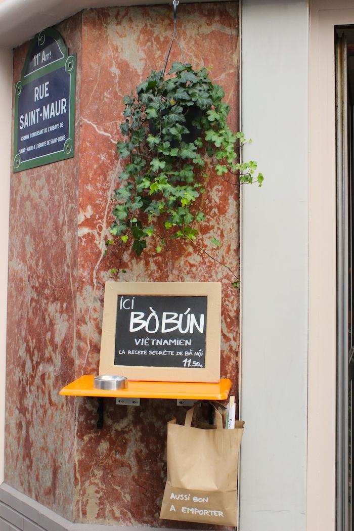 Cafe Lux Paris Bo Bun