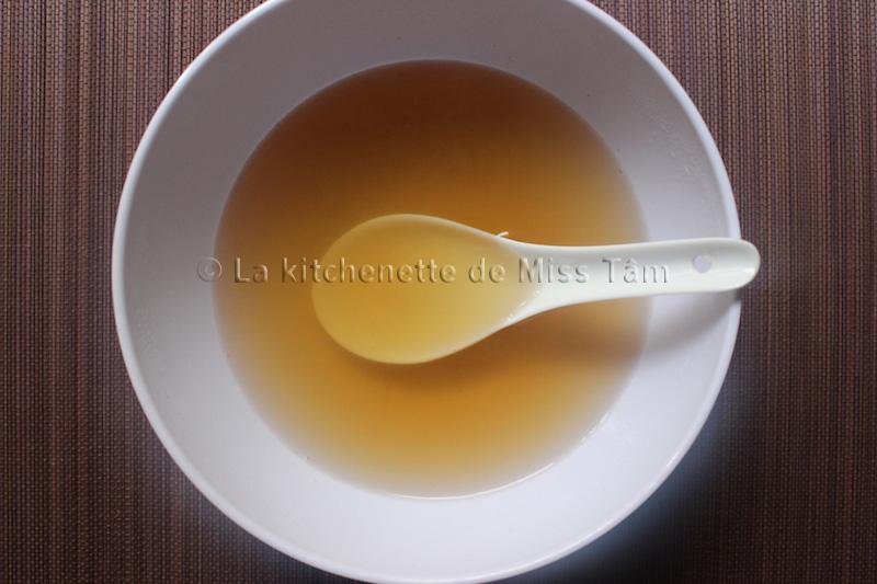 BUN THANG La Kitchenette de Miss Tam 17