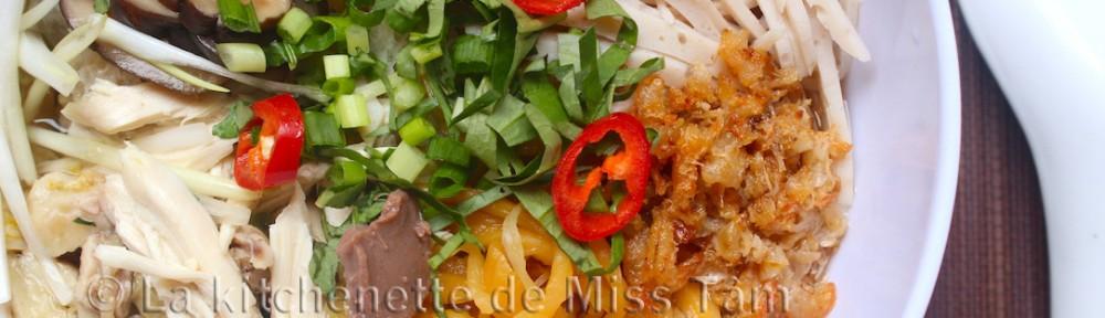 BUN THANG La Kitchenette de Miss Tam 26