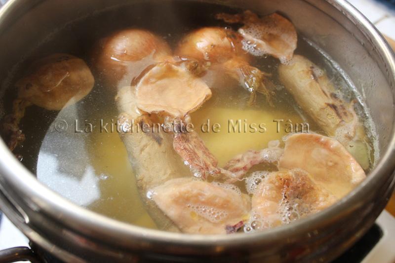 BUN THANG La Kitchenette de Miss Tam 9