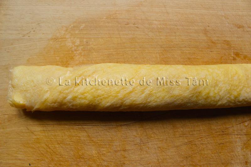 Omelette fine La Kitchenette de Miss Tam 2