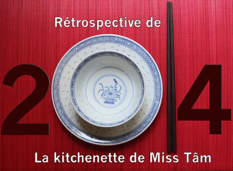 Retrospective2014LaKitchenetteDeMissTam
