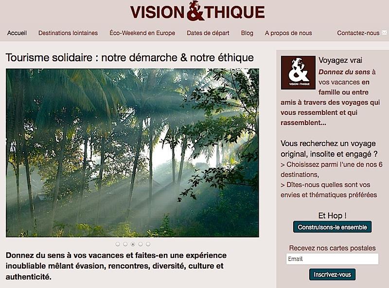 Vision Ethique