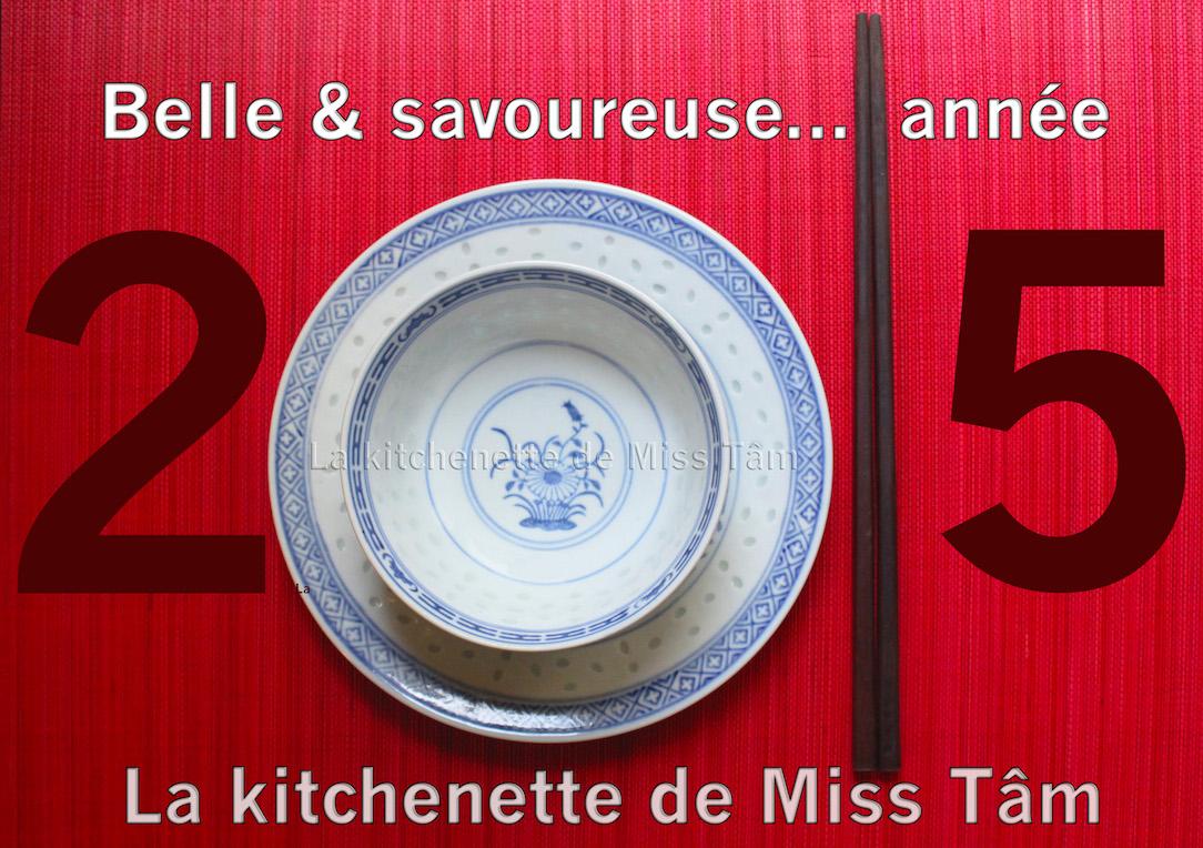 Voeux Miss Tam 2015
