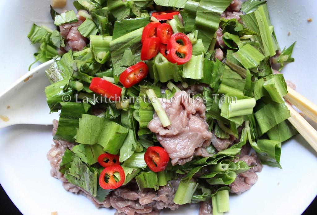 Bo Tai Chanh 3 La kitchenette de Miss Tâm