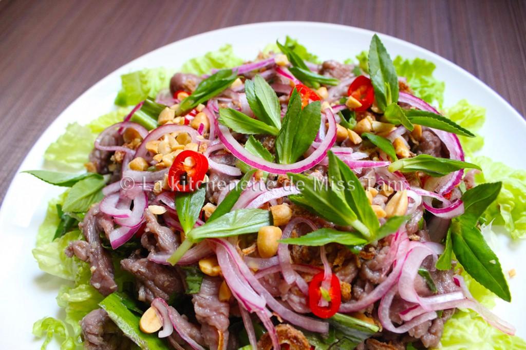 Bo Tai Chanh 33 La kitchenette de Miss Tâm