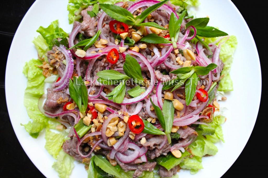 Bo Tai Chanh 36 La kitchenette de Miss Tâm