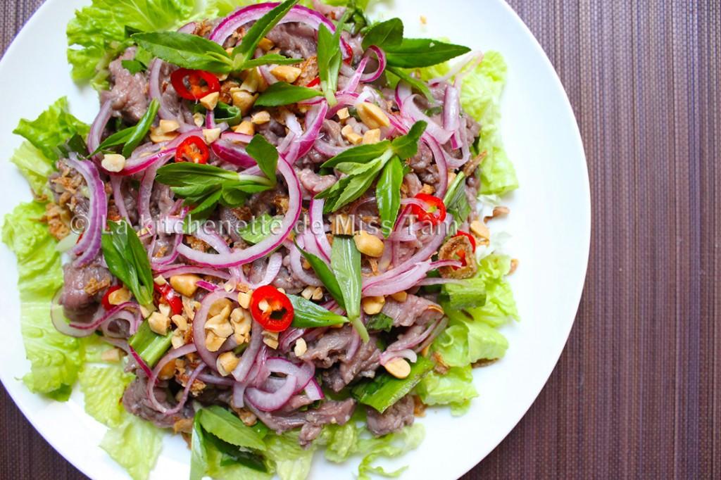 Bo Tai Chanh 43 La kitchenette de Miss Tâm