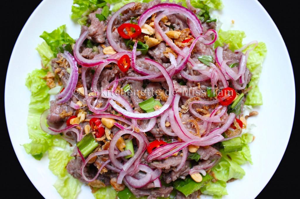 Bo Tai Chanh 45 La kitchenette de Miss Tâm