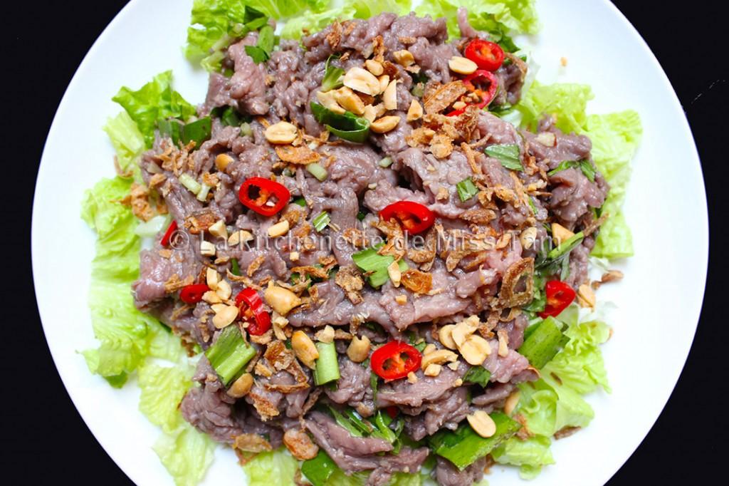 Bo Tai Chanh 46 La kitchenette de Miss Tâm