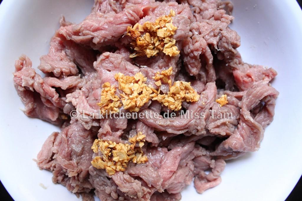 Bo Tai Chanh 9 La kitchenette de Miss Tâm