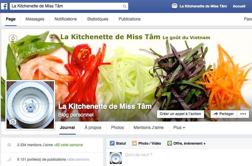 Facebook Miss Tâm