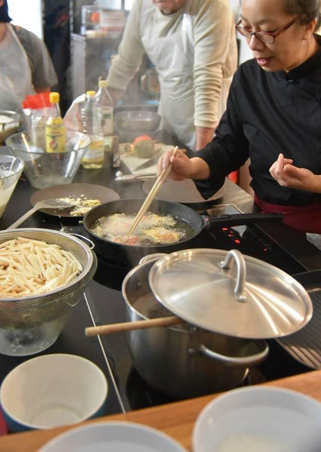 Atelier de cuisine Miss Tam 1 photo K Henaff