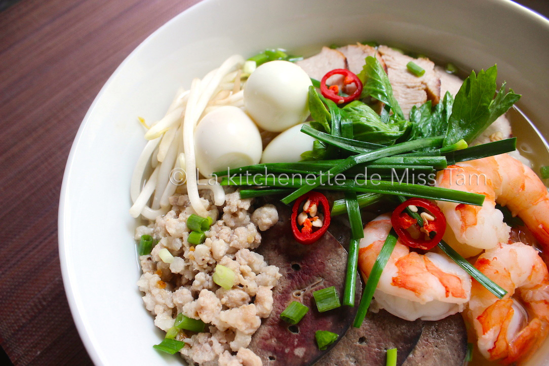 Hu Tieu Nam Vang copyright La kitchenette de Miss Tam 34