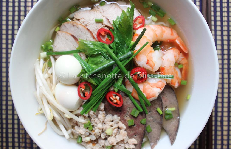 Hu Tieu Nam Vang copyright La kitchenette de Miss Tam 35