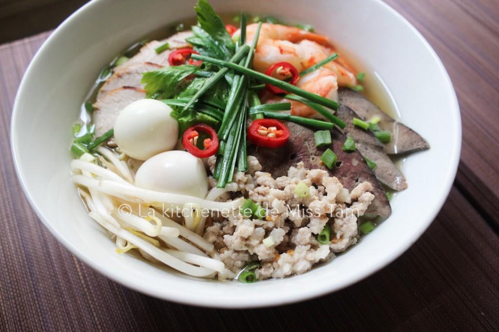 Hu Tieu Nam Vang copyright La kitchenette de Miss Tam 36