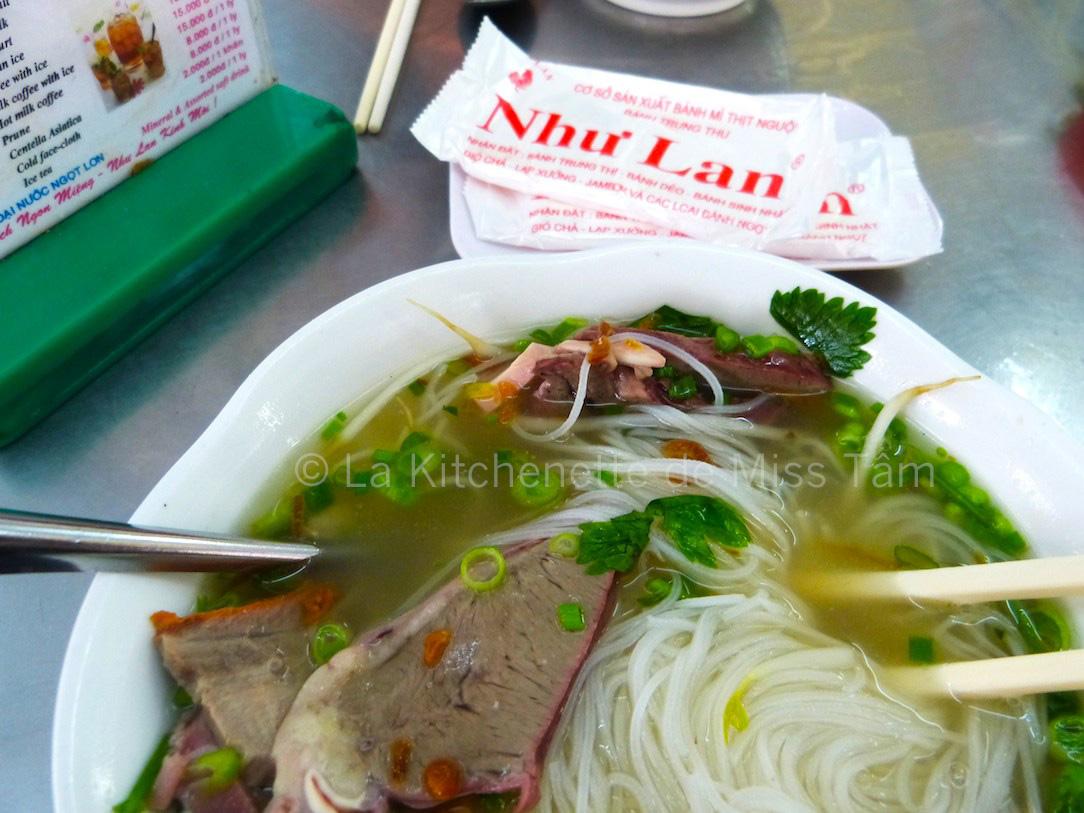 SAIGON Hu Tieu Nam Vang La Kitchenette de Miss Tam 2