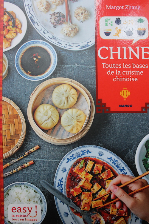 Livre de cuisine Chine Zhang La kitchenette de Miss Tam photo