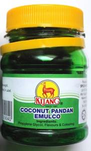 Coco pandan photo la Kitchenette de Miss Tam