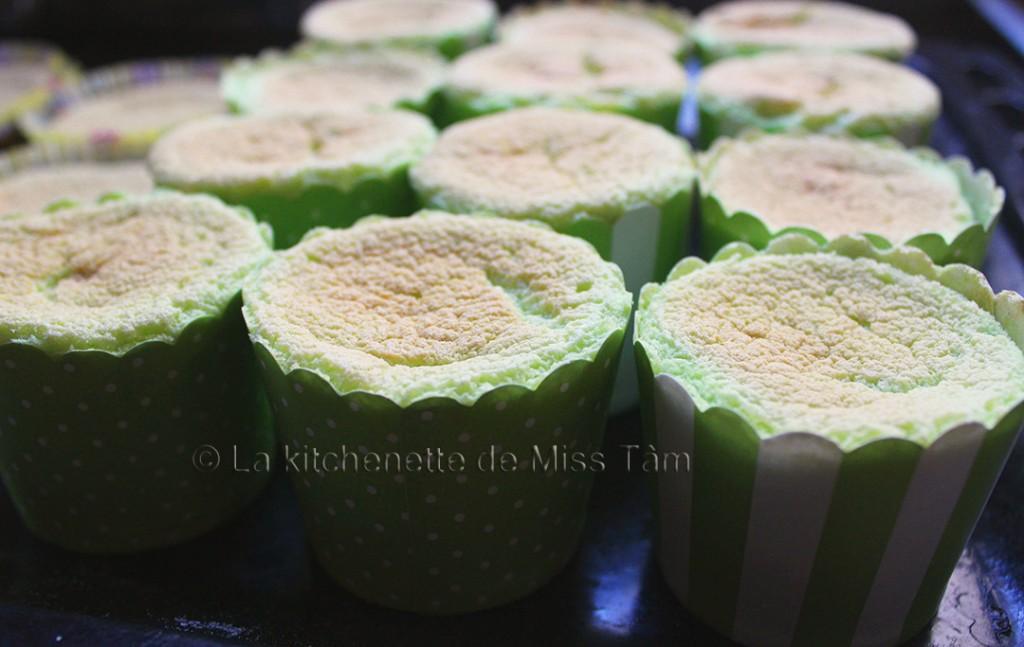 pandan chiffon cake de La kitchenette de Miss Tam 4