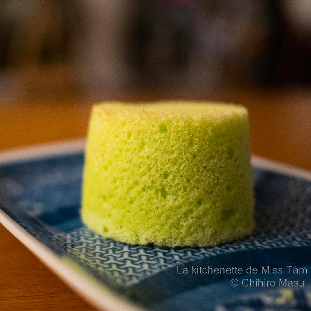 pandan chiffon cake de la kitchenette de miss tam 5